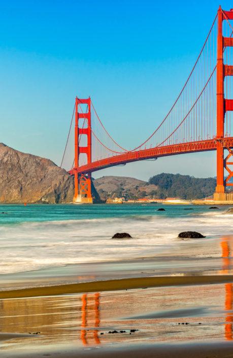 Luxusreise San Francisco