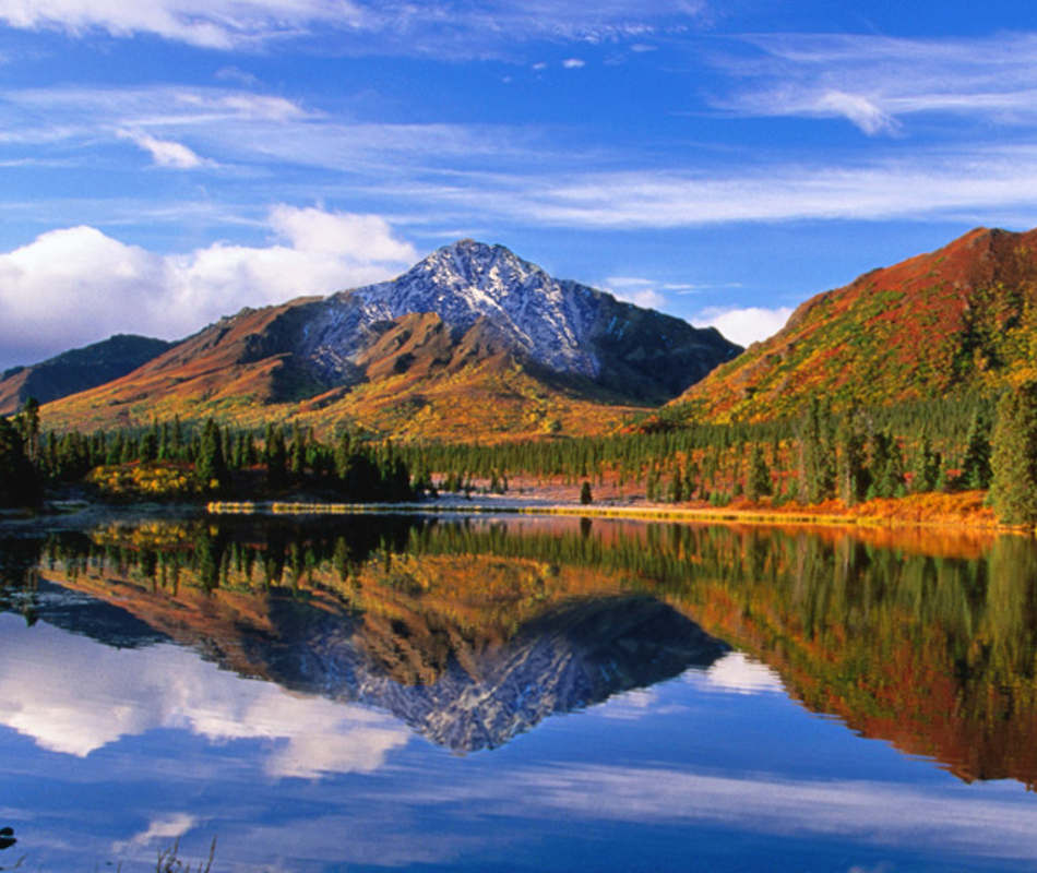 Luxusreise Alaska, Rundreise Alaska, Reiseroute Alaska, Urlaub in Alaska