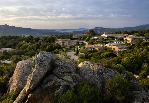 Luxurseise nach Italien Sardinien Petra Segreta Resort & Spa