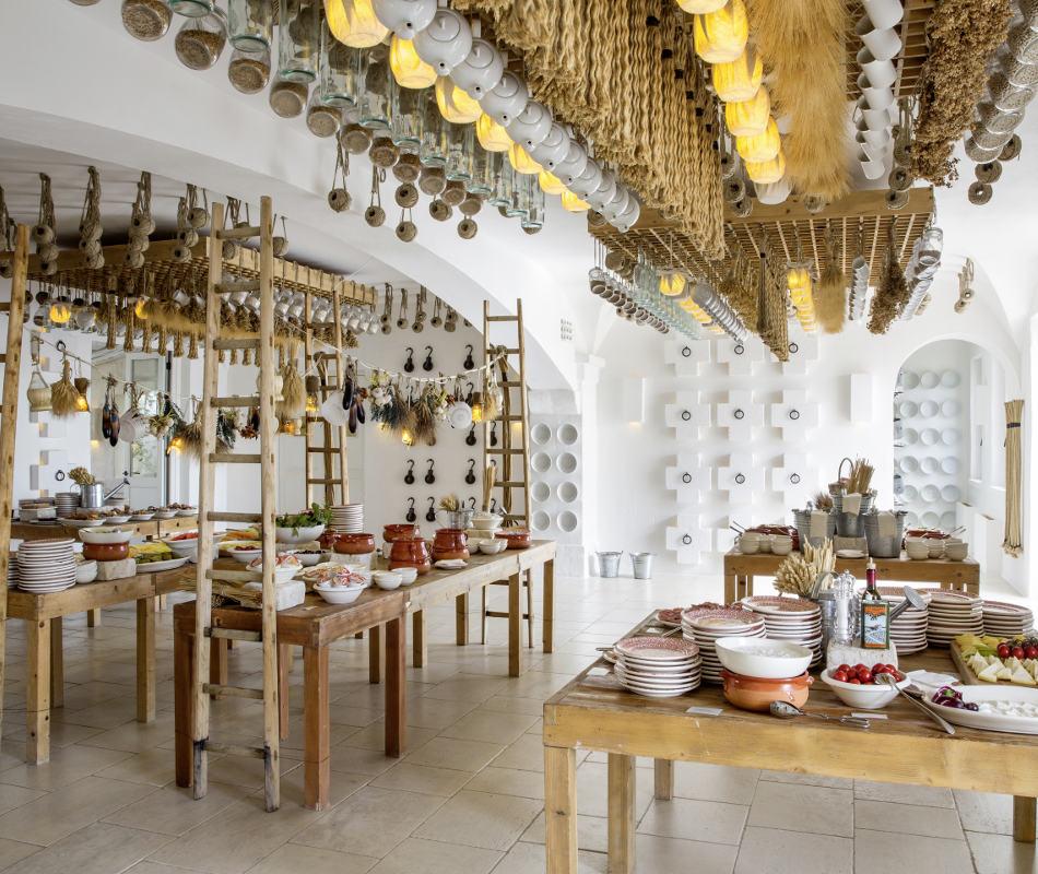 Luxusurlaub Italien - Borgo Egnazia Apulien