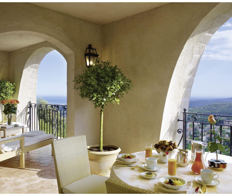 Luxushotel in Frankreich - Chateau St. Martin