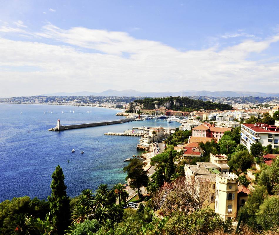 Luxusurlaub in Nizza