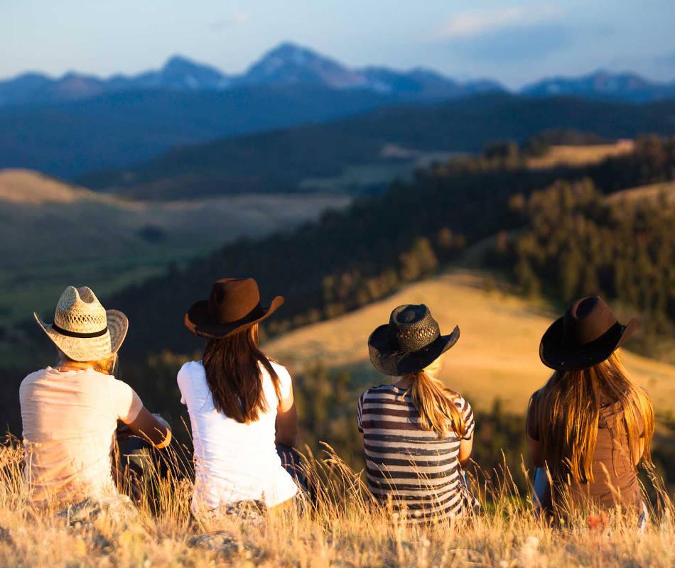 Ranchhotel The Ranch at Rock Creek Montana USA, Ranchhotel Amerika, Cowboy Hotel, Luxushotel Montana