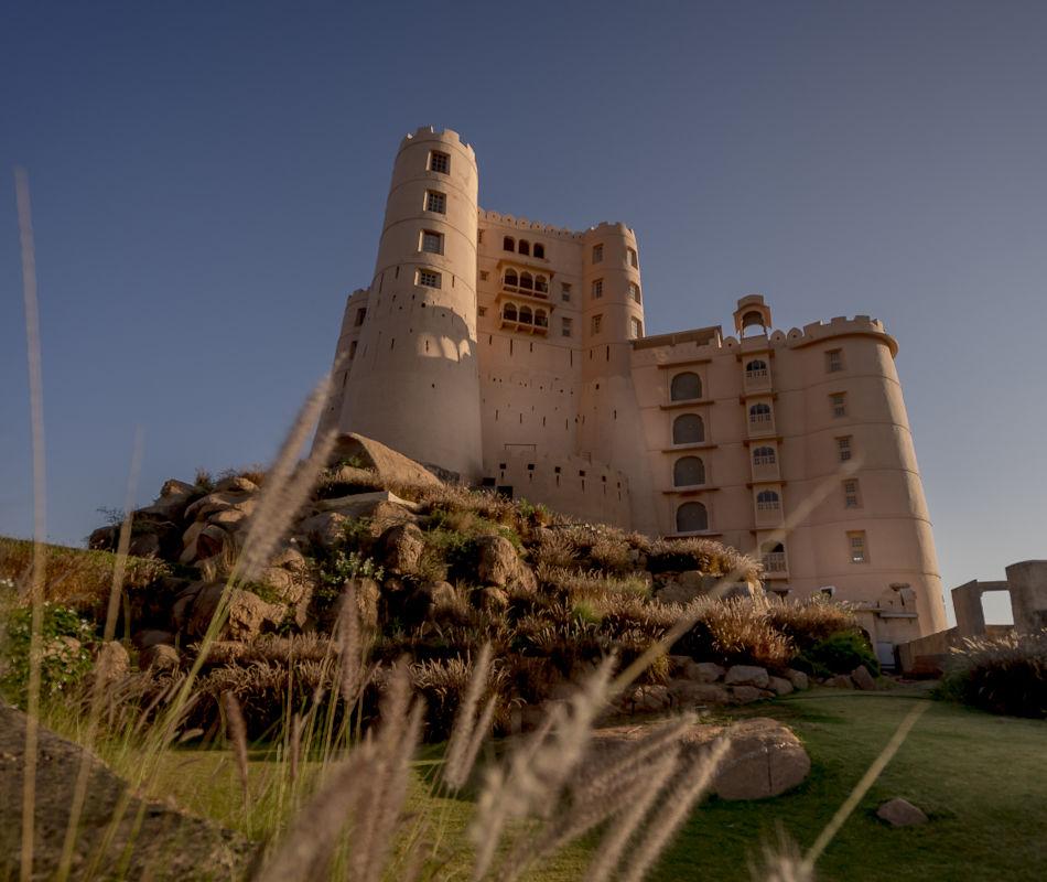 Alila Fort Bishangarh Indien, Luxushotel Indien, Individualreise Indien