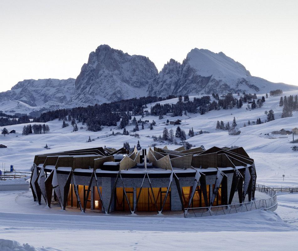 Luxusurlaub Südtirol Alpina Dolomites Lodge