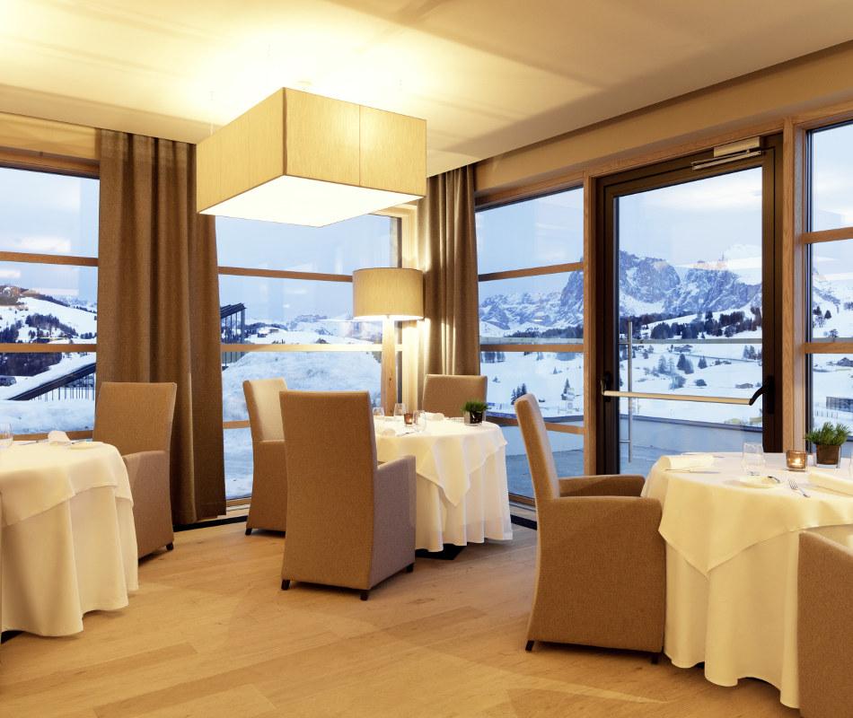 Luxushotel Südtirol Alpina Dolomites Lodge