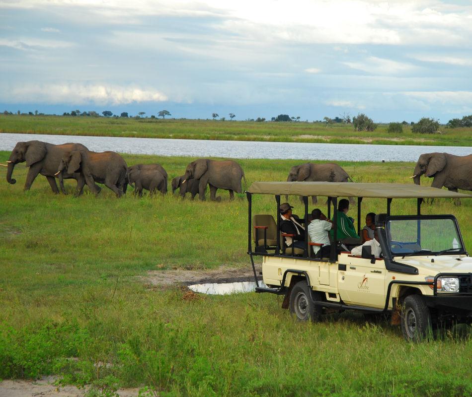 Individualreise Simbabwe und Botswana, Erlebnisreise Simbabwe, Rundreise Botswana, Luxuslodges Afrika