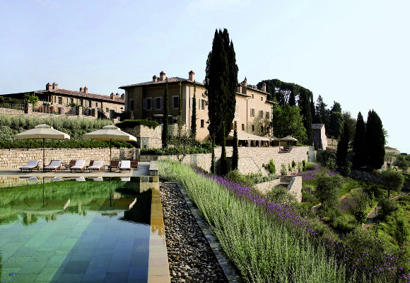 Luxusreisen nach Italien Castiglion del Bosco Toskana