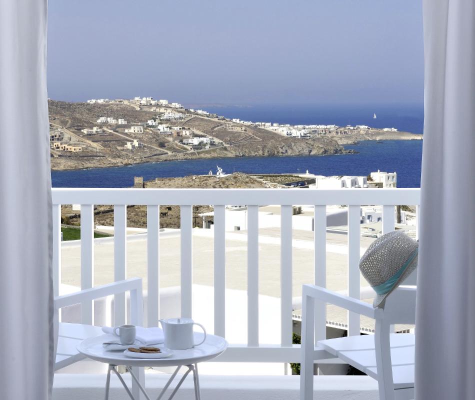 Luxusreise nach Griechenland - Myconian Kyma Design Hotel