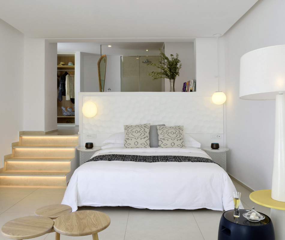 Luxushotel in Griechenland - Myconian Kyma Design Hotel
