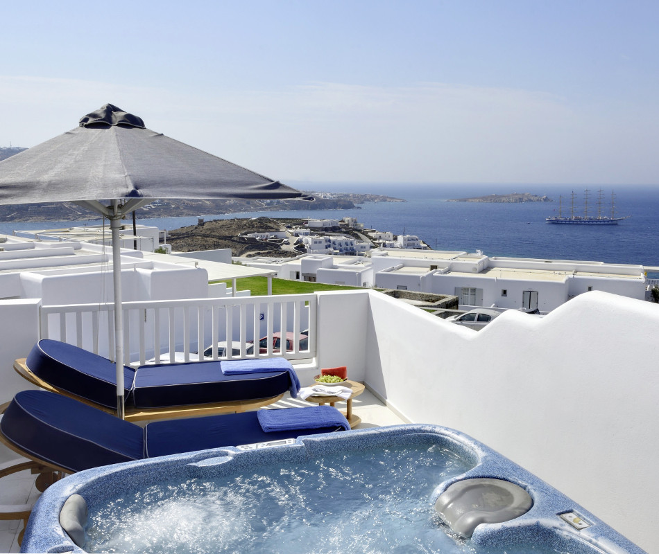 Luxushotel Myconian Kyma Design Hotel