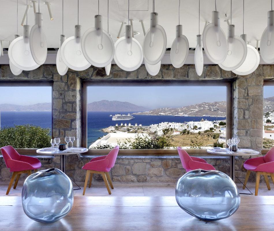 Myconian Kyma Design Hotel - Luxushotel in Griechenland