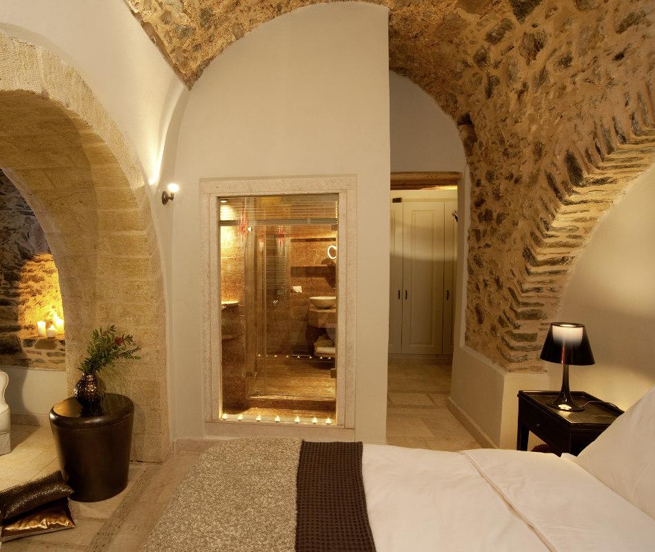 Luxusreise Griechenland - Kinsterna Hotel