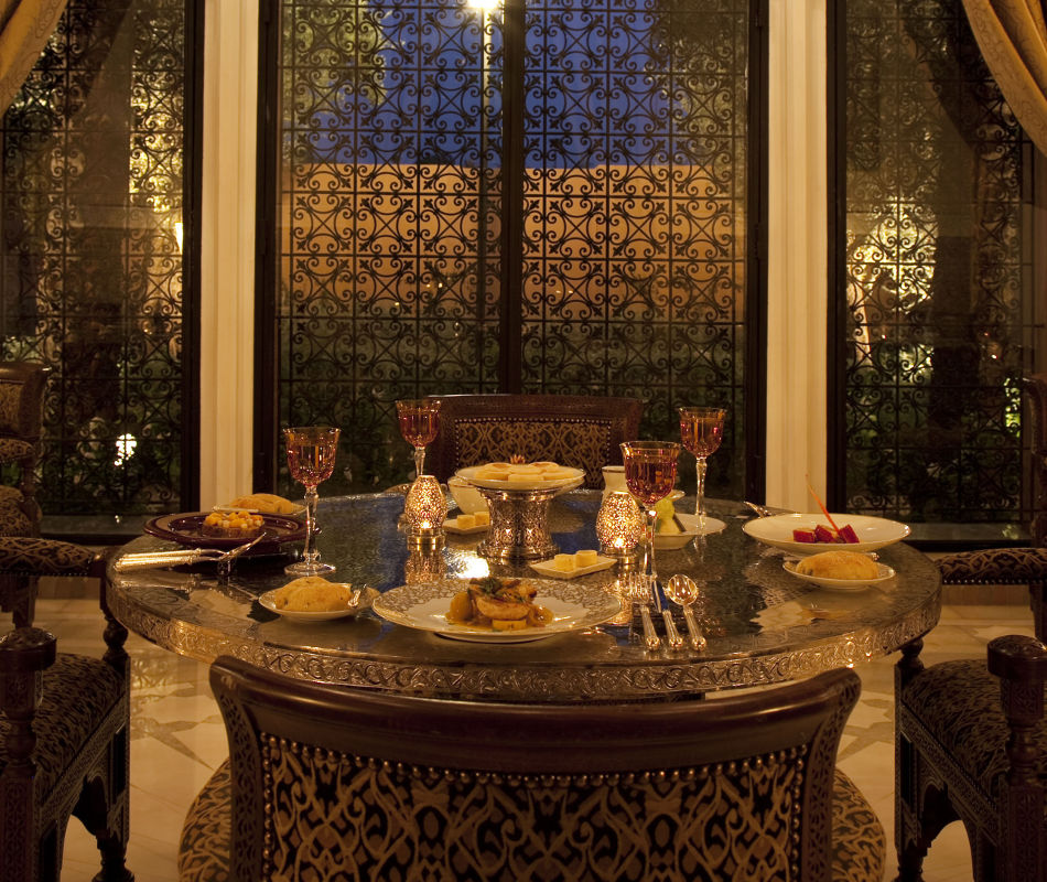 Luxushotel Royal Mansour Marrakesch, Luxushotel Marokko, Individualreise Marokko, Urlaub in Marrakesch