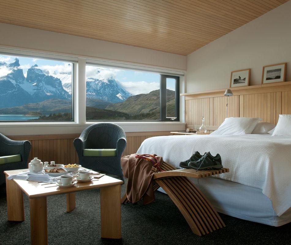 Erlebnisreise Chile, Luxushotel explora Patagonia Chile, Individualreise Chile, Hotel Patagonien, Torres del Paine