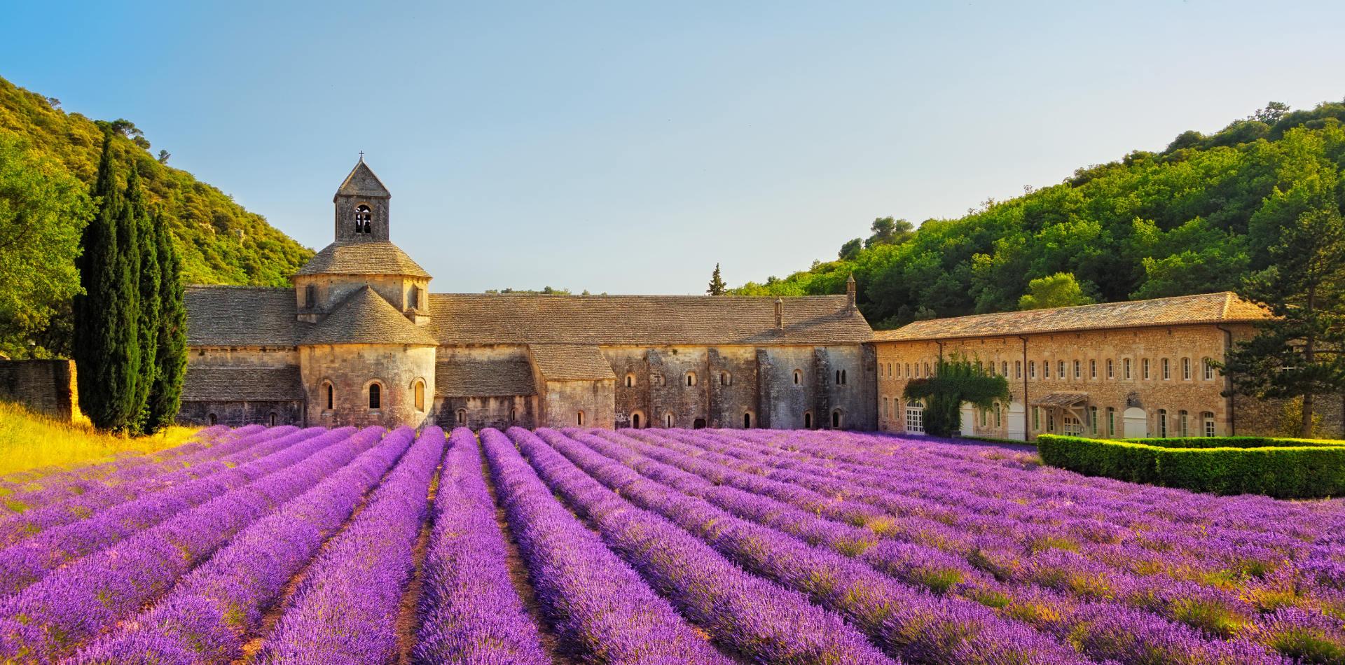 Luxusreise nach Frankreich