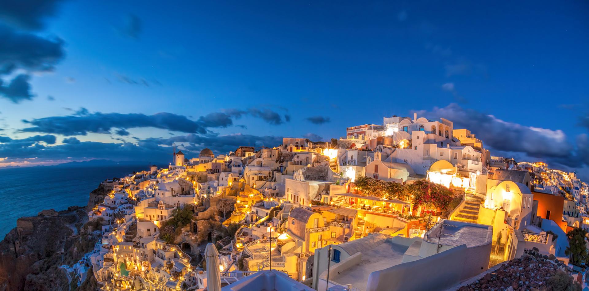 Luxusreise nach Griechenland