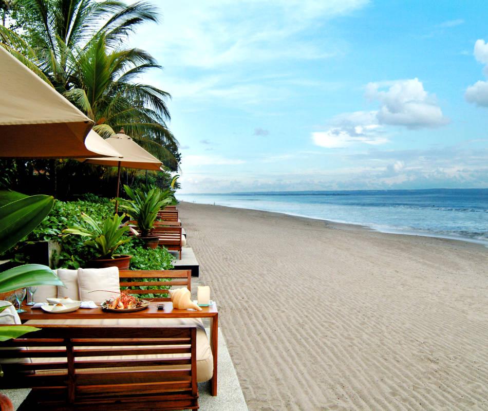 The Legian & The Club at The Legian Bali, Luxushotel Bali, Individualreise Bali