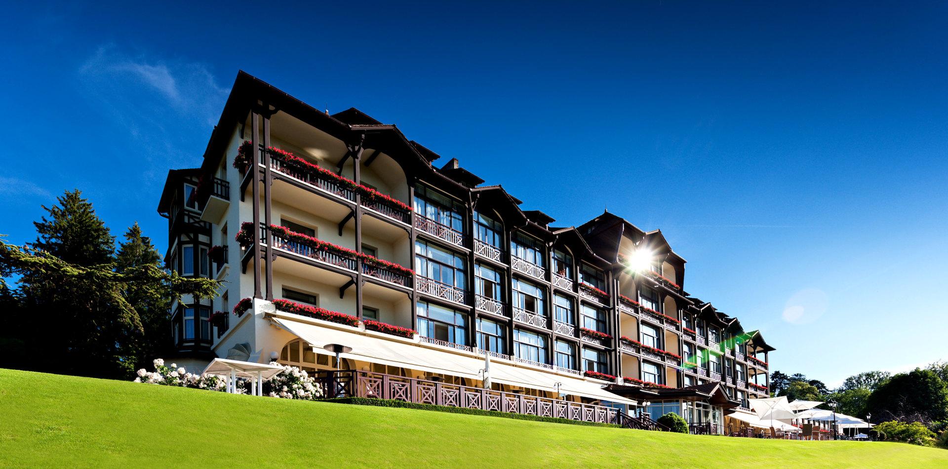 Luxushotel Evian Resort Hotel Ermitage in Frankreich