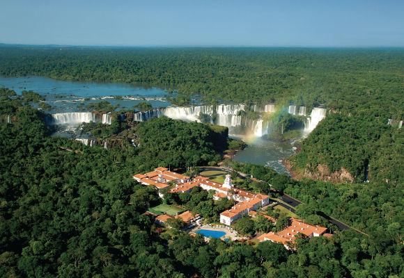 Luxushotel Belmond Hotel Das Cataratas Brasilien, Luxushotel Iguazu Wasserfälle Brasilien