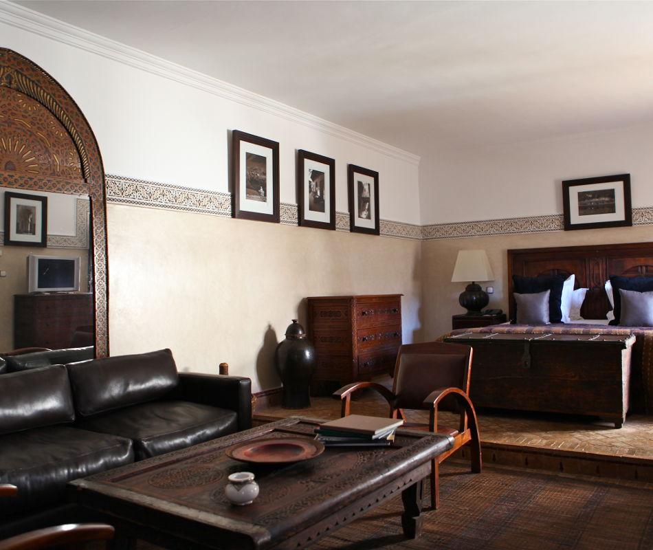 Luxushotel La Villa des Orangers Marrakesch, Luxushotel Marrakesch, Luxusreise Marokko