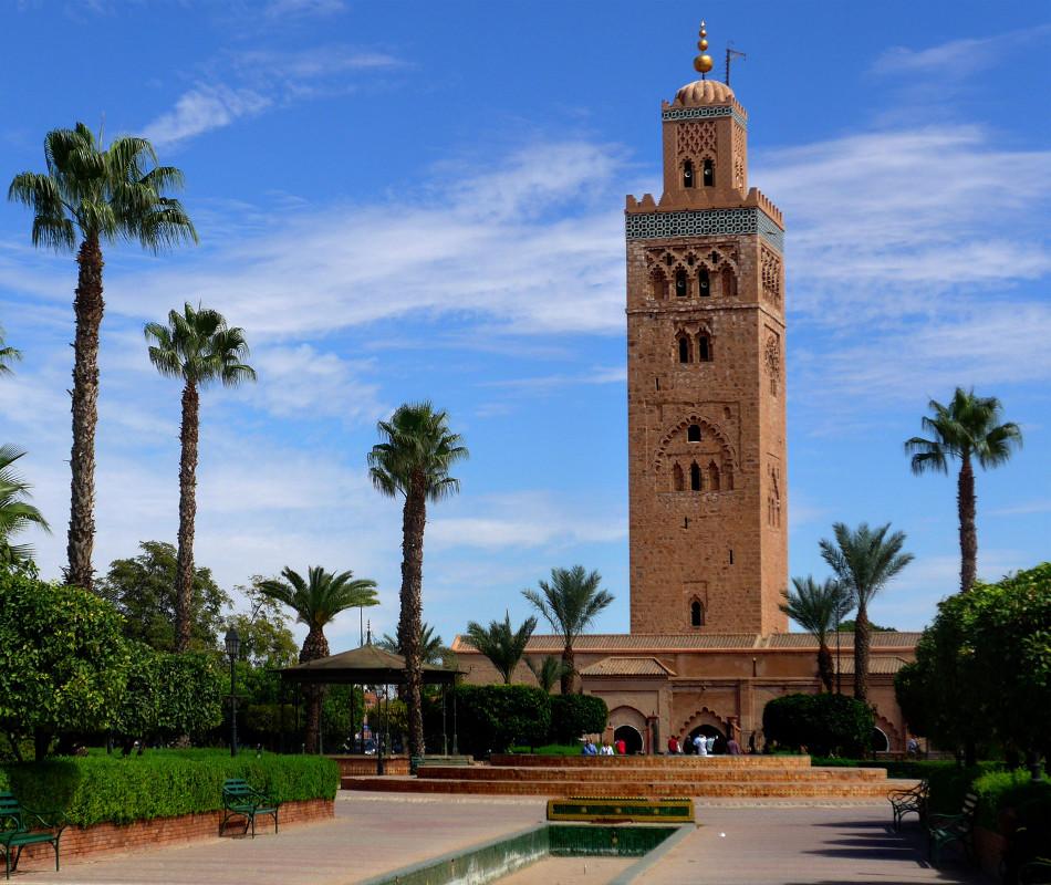 Individualreise Marokko, Luxusreise Marokko, Luxushotel Marrakesch, Erlebnisreise Königsstädte Marokko