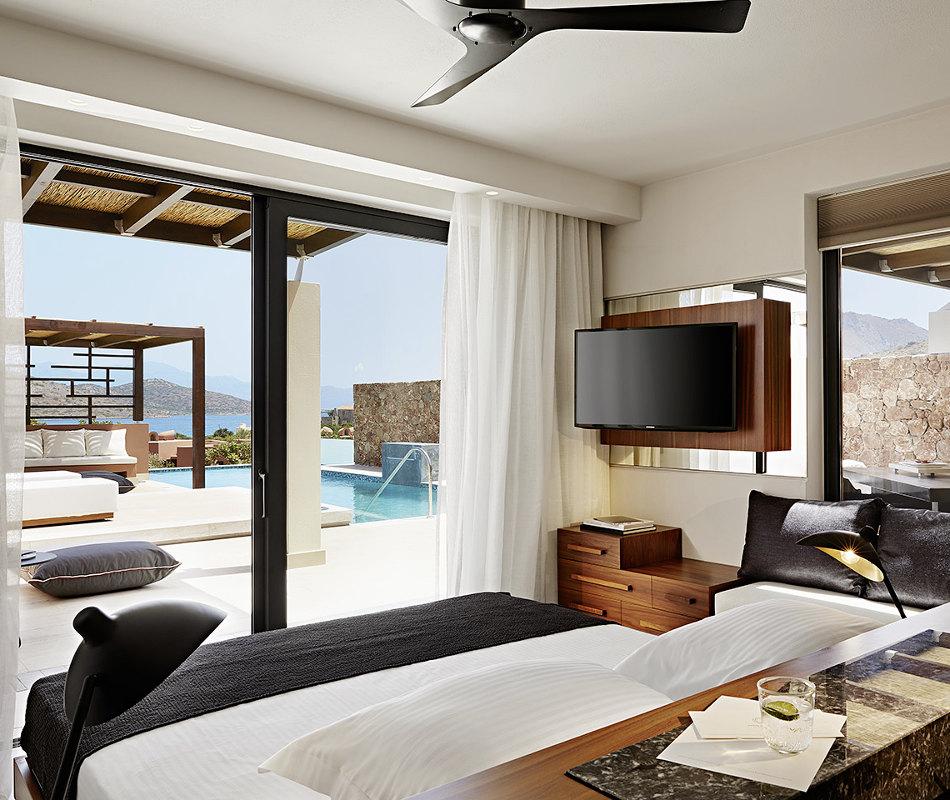 Luxusreise nach Kreta - Domes of Elounda