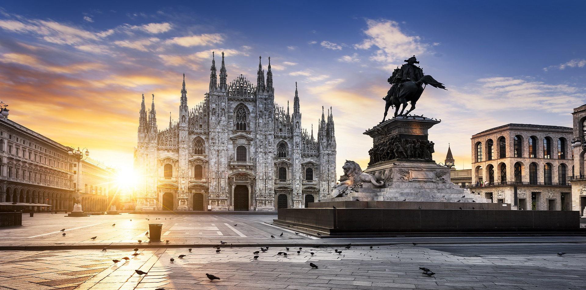 Erlebnisreise Norditalien