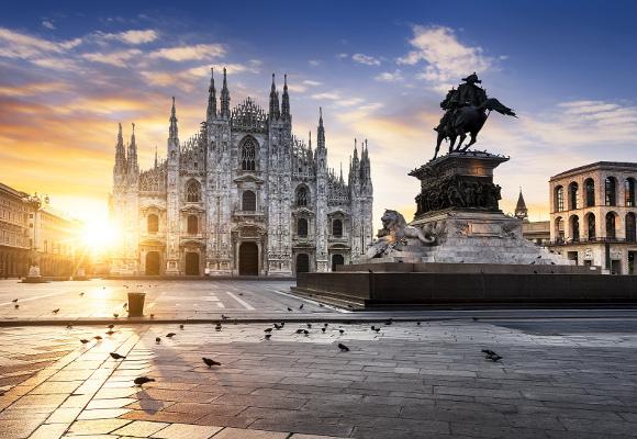 Erlebnisreise Italien - Tour durch Norditalien