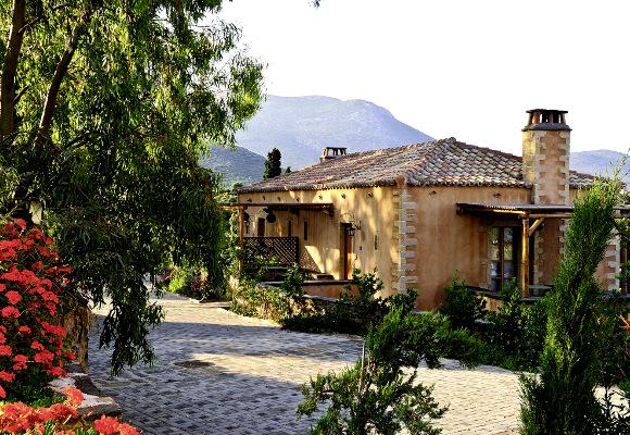 Luxushotel in Griechenland - Kinsterna Hotel