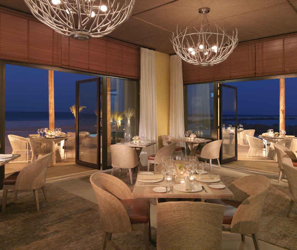 Anantara Sir Bani Yas Island Al Yamm Villa Resort Abu Dhabi, Luxushotel Abu Dhabi, Luxusurlaub Abu Dhabi