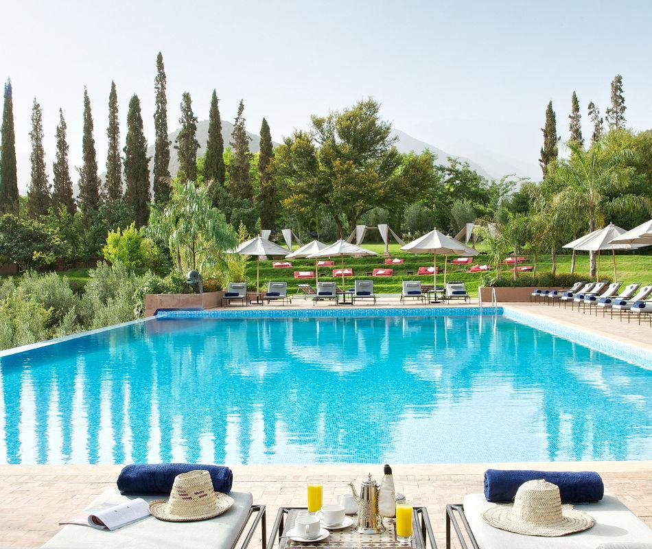 Luxushotel Kasbah Tamadot Marokko, Boutique Hotel Marokko, Luxushotel Atlas Gebirge