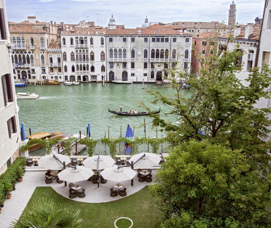 Luxushotel Venedig - Aman Venice Grand Canal