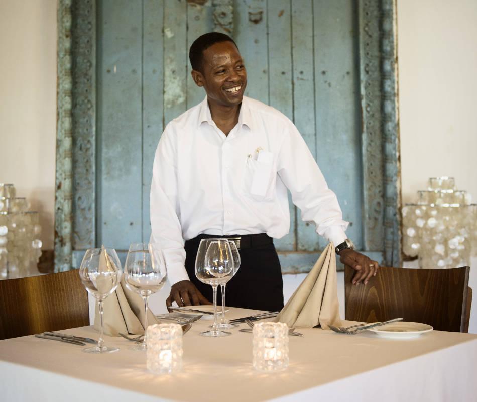 Zanzibar White Sands Luxury Villas & Spa Sansibar, Luxushotel Sansibar