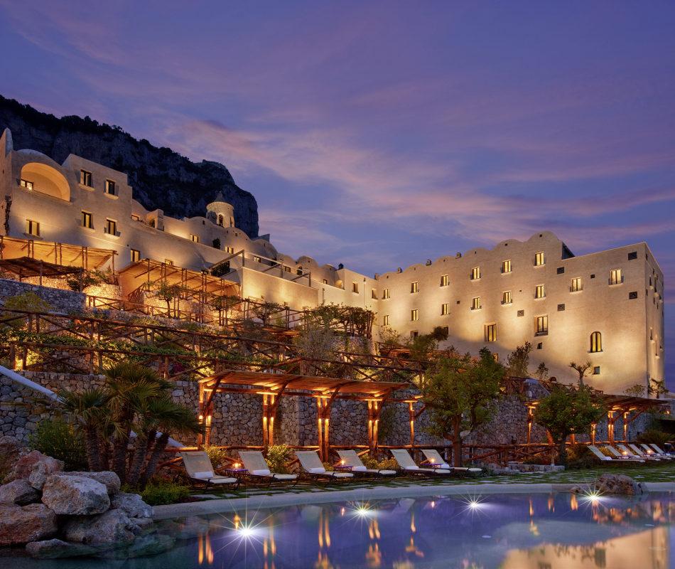 Luxusreise nach Italien - Monastero Santa Rosa
