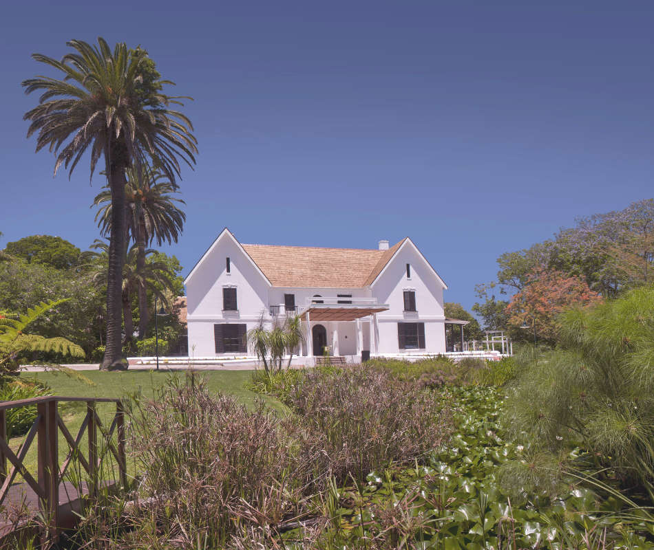 The Fancourt Manor House Südafrika, Fancourt Südafrika, Luxusreise Südafrika