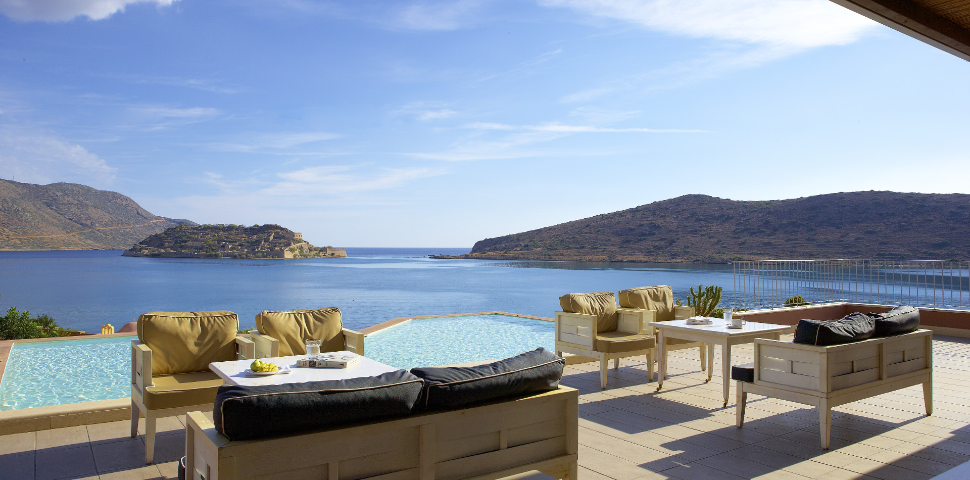 Luxusurlaub im Domes of Elounda auf Kreta