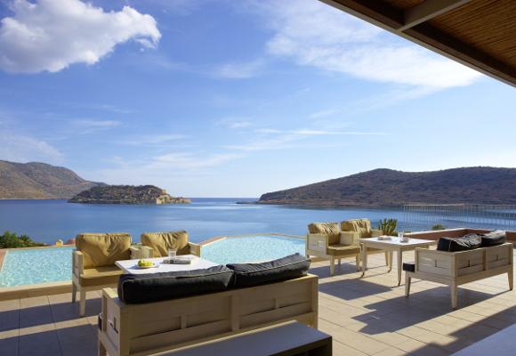 Luxusreise nach Griechenland ins Domes of Elounda auf Kreta