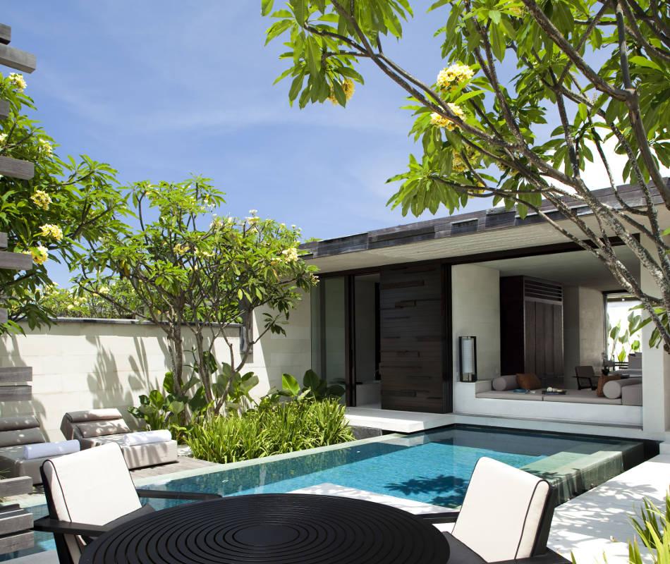 Alila Villas Uluwatu Bali, Luxushotel Bali, Luxusreise Bali