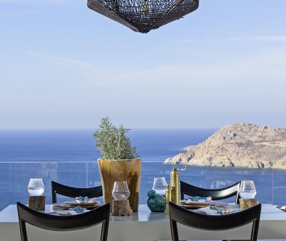 Luxusurlaub im Myconian Utopia Resort