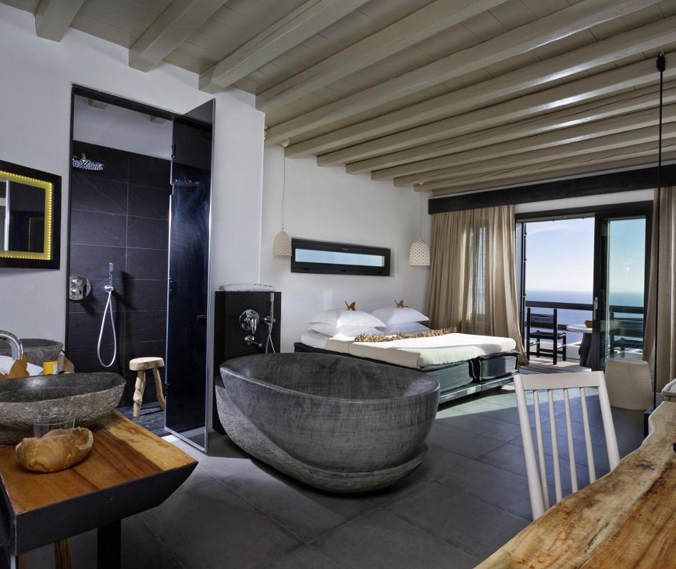 Individualreise nach Griechenland - Myconian Utopia Resort