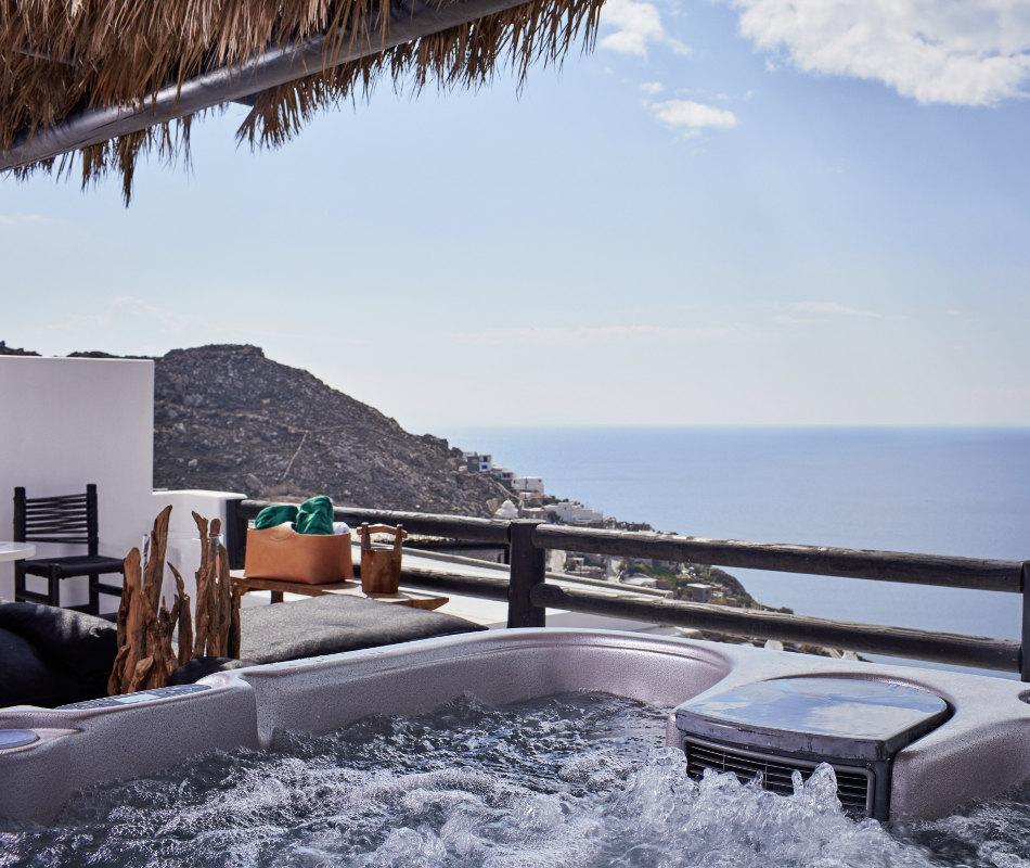 Luxusreise nach Mykonos/Griechenland ins Myconian Utopia Resort
