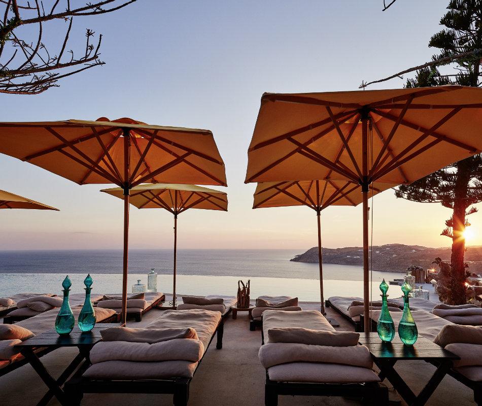Griechenland Luxusreise nach Mykonos - Myconian Utopia Resort