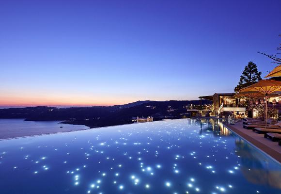 Luxusreise nach Mykonos ins Myconian Utopia Resort