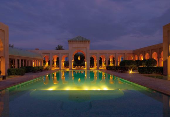 Luxushotel Amanjena Marokko, Luxushotel Marokko, Luxushotel Marrakesch