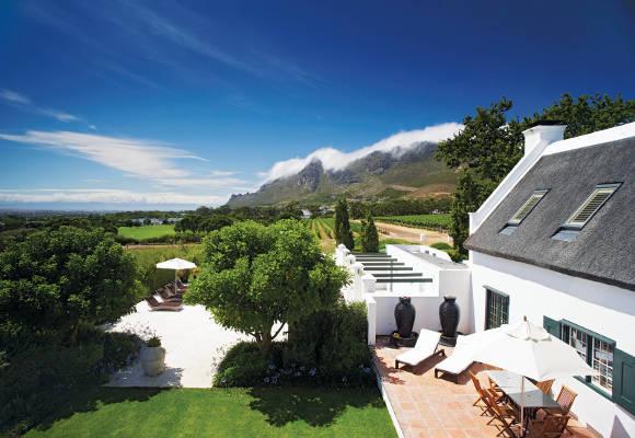 Steenberg Hotel Kapstadt, Luxushotel Südafrika, Luxushotel Weinregion Kapstadt, Luxusreise Südafrika