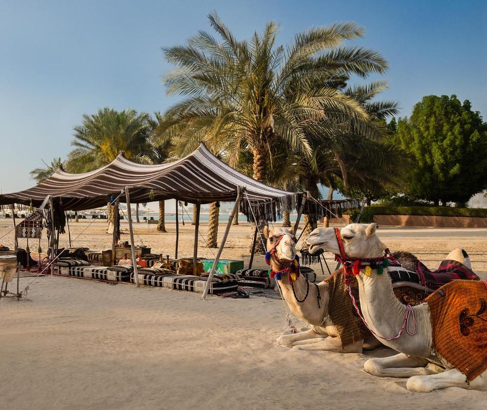 Luxushotel Emirates Palace In Abu Dhabi Bei Tom`s Buchen