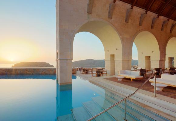 Luxusurlaub auf Kreta im Blue Palace Hotel