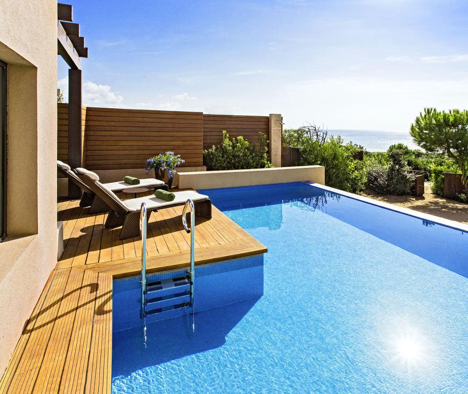 luxushotel the romanos in griechenland bei tom s buchen. Black Bedroom Furniture Sets. Home Design Ideas