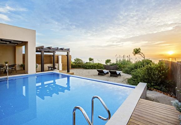 Luxusreise nach Griechenland - The Romanos